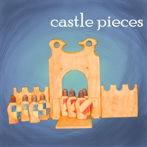Castle Pieces